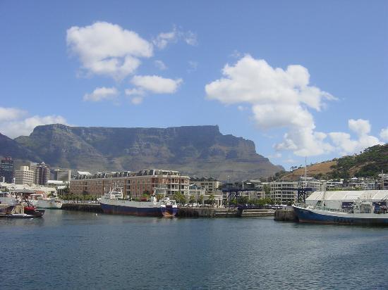 Radisson Blu Hotel Waterfront, Cape Town : Nice views nearby