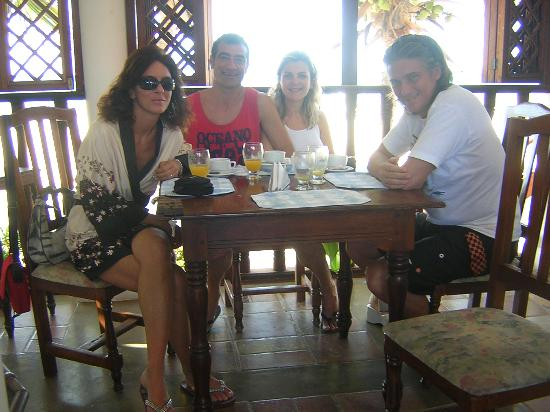 Posada Macanao Lodge: breakfast