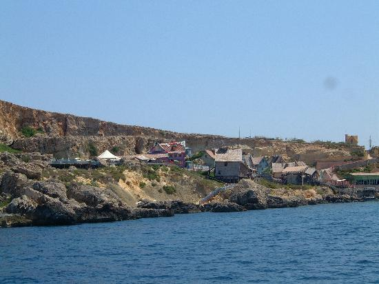 Malta: Popeye island
