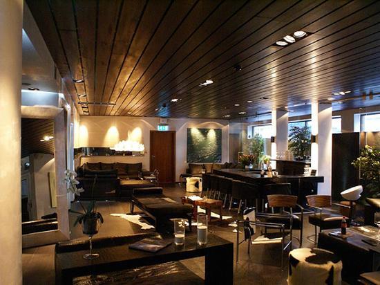 Lobby Bar, CenterHotel Thingholt