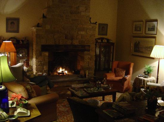 Orchard Barn: The Drawing Room