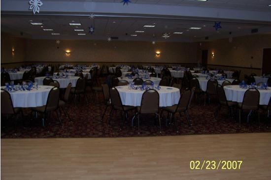 Comfort Inn & Suites: Ft. Madison Comfort Inn Banquet hall