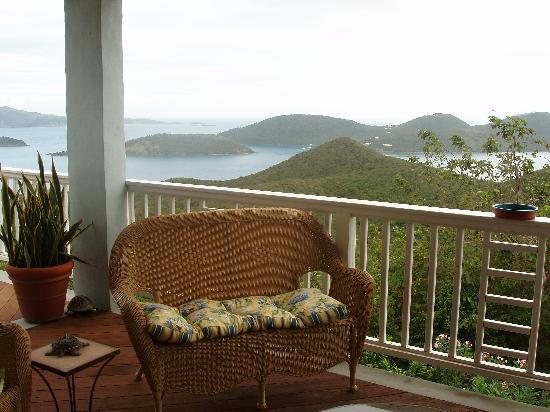 St. John: Welcoming views