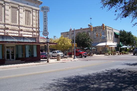 Kerrville, TX: Another view of the town