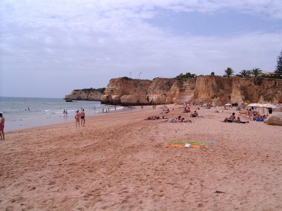 Vila Galé Náutico: The Beach
