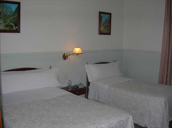 Pension Corbero: Hostal Corbero Room
