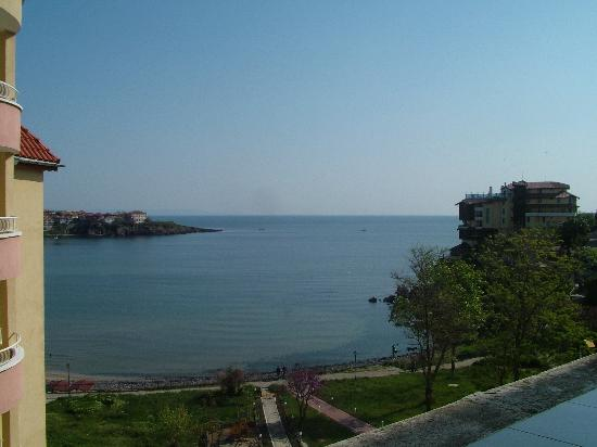 Sliven Province, Bulgaria: View from Villa List hotel - Sozopol