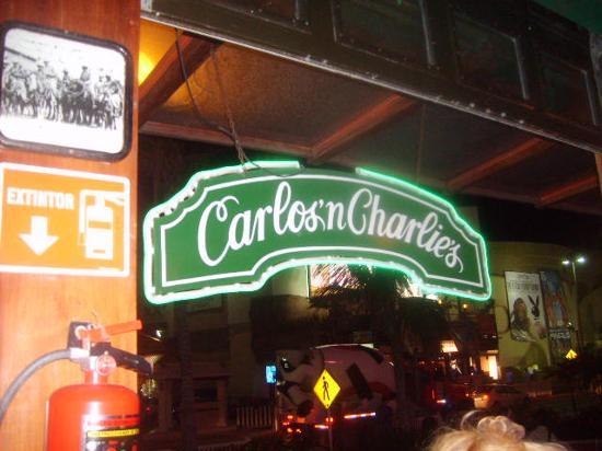 Carlos'n Charlie's