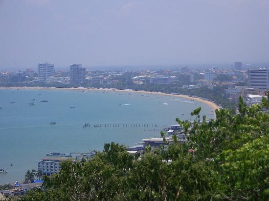 Dusit Thani Pattaya: what a view.