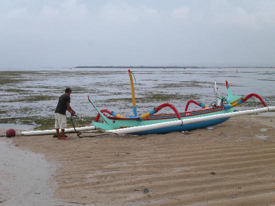Prama Sanur Beach Bali: zum Schnorcheln direkt am Strand