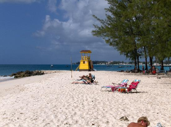 Maxwell, Barbados: miami beach
