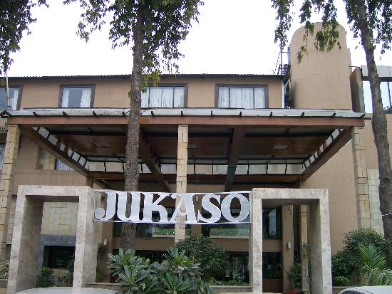 Jukaso IT Suites Gurgaon: Entrance
