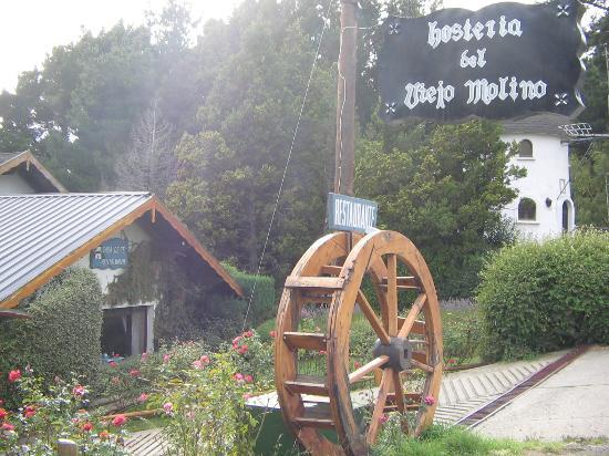 Hosteria Del Viejo Molino: Old Windmill