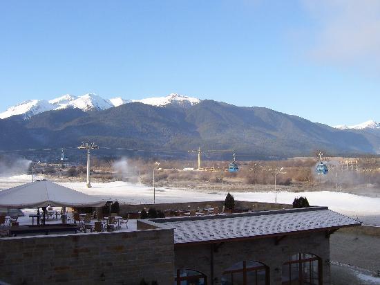 Kempinski Hotel Grand Arena: Hotel View (Gondola view)