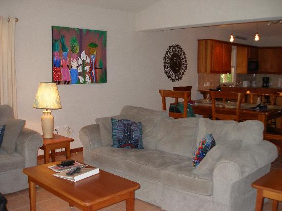 Xanadu Island Resort: Living Room
