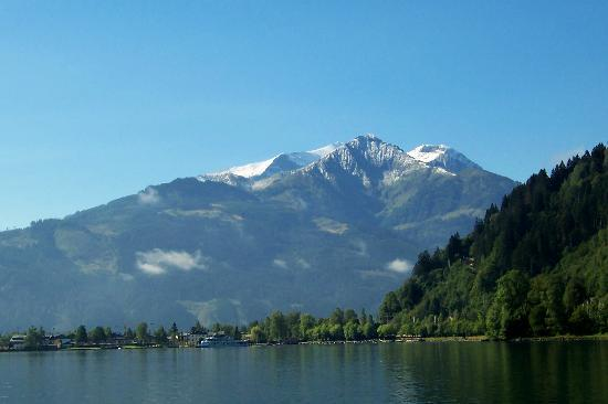 Zell am See, Avusturya: Zell Lake