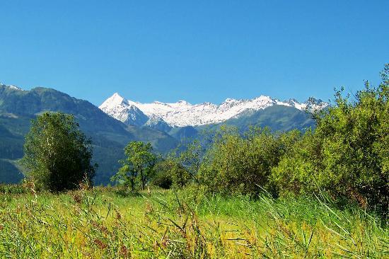 Zell am See, Österreich: Towards Kaprun