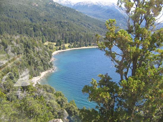 Mirador Lago Traful