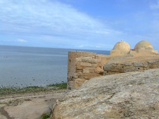 Isola di Gerba, Tunisia: better view of the med