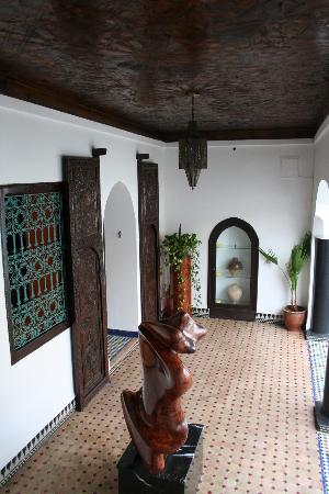 Riad El Mansour: first floor