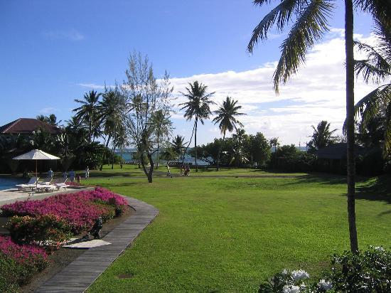 Le François, Martinique: Une partie des jardins
