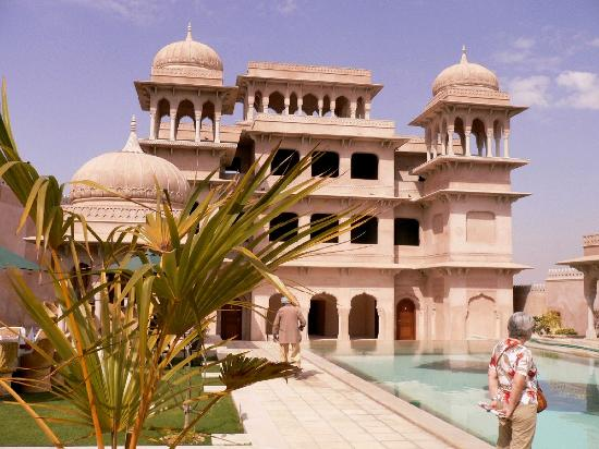 Castle Mandawa Hotel: Pool