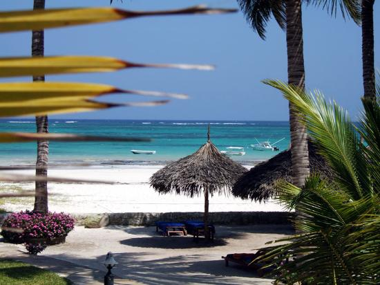 Pinewood Beach Resort & Spa: the beach
