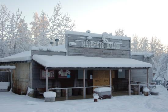Ester, Аляска: Malemute Saloon Jan 8, 2007