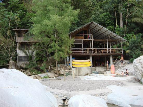 Jungle River Lodge: Jungle River Logde
