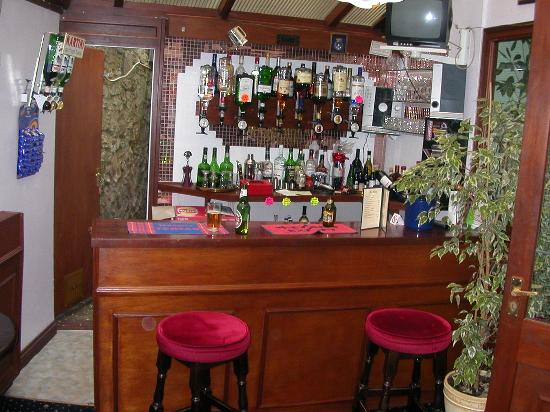 Kings Lodge: Bar