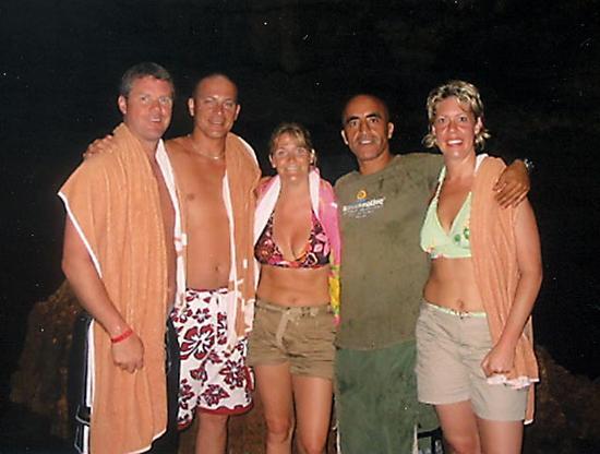 Occidental Grand Xcaret All Inclusive Resort: Swimming in a Cenote
