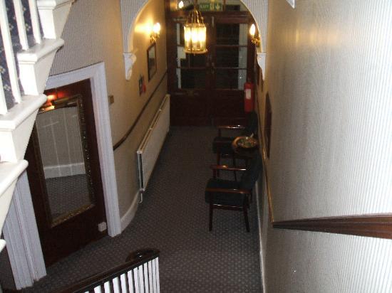 Regency House Hotel: entrance little hall