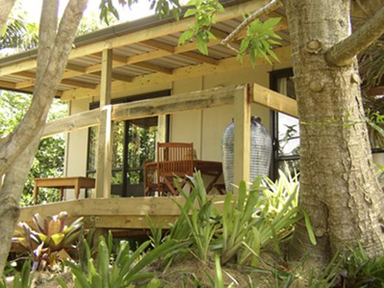 Wharepuke Subtropical Accommodation: Subtropical cottage accommodation Kerikeri