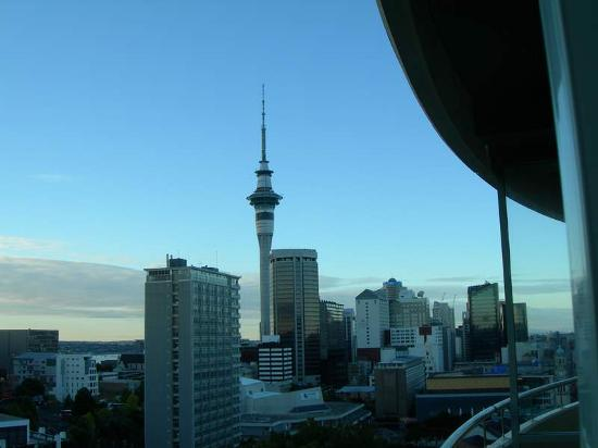 Quest Auckland Serviced Apartments: View from Room