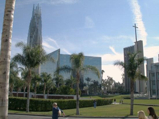 Crystal Cathedral Jan 28, 2007