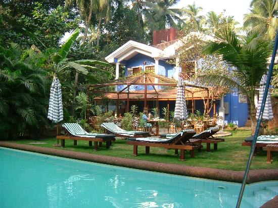 Pool And Garden Picture Of Presa Di Goa Country House Bardez Tripadvisor