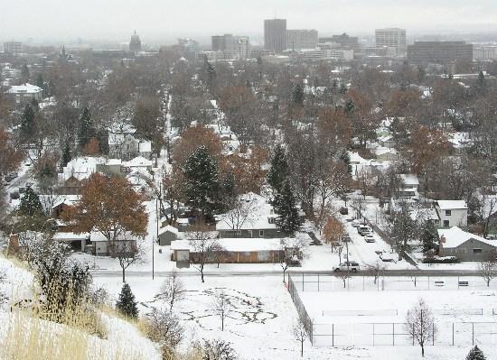 Boise, ID: Camel's Back Dec 28, 2003