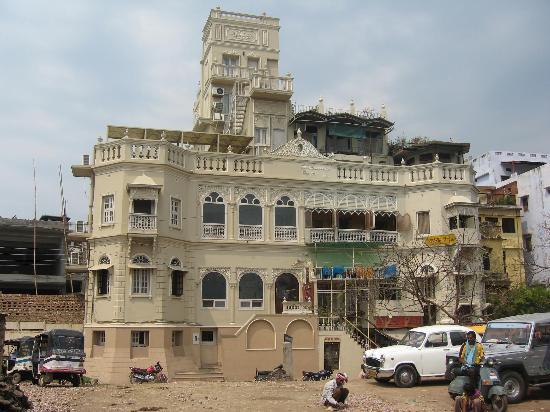 Palace on Ganges Photo