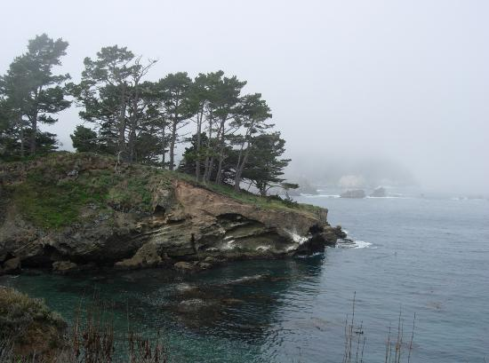 Los Laureles Lodge: Point Lobos, California