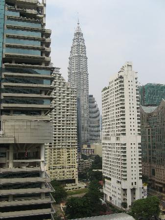 Shangri-La Hotel Kuala Lumpur: View from room