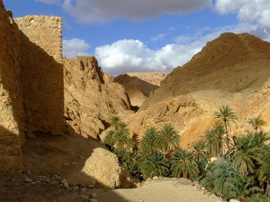 Isola di Gerba, Tunisia: Atlas Mountains