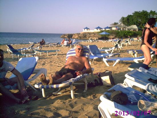 Casa Marina Beach & Reef: la plage