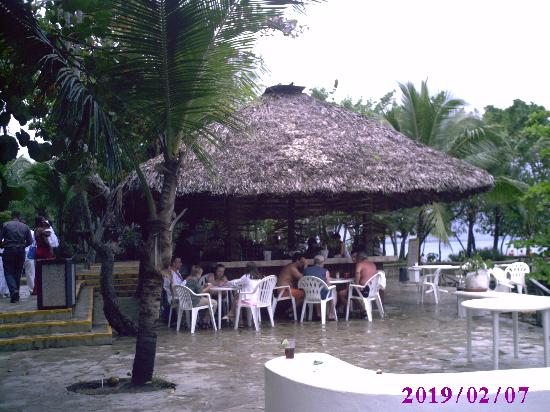 Casa Marina Beach & Reef: petit bar de la plage