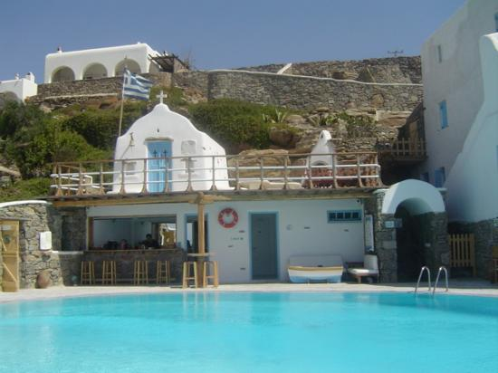 Marina View: piscina