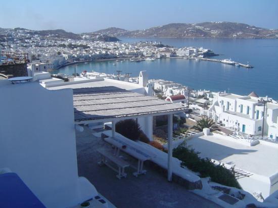 Marina View: recepcion