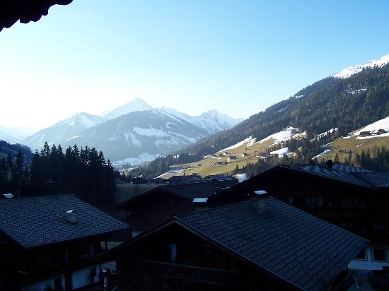 Der Berghof : Morning view from the balcony