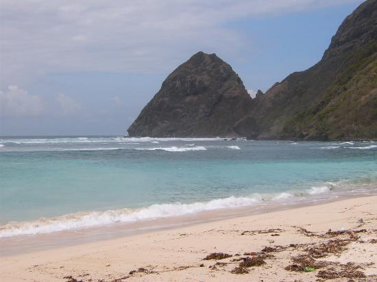 Nusa Tenggara Occidentale, Indonesia: Maluk Beach-sumbawa