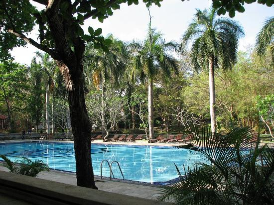 Cinnamon Lodge Habarana: Swimming Pool