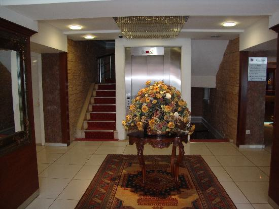 Hotel Mina ภาพถ่าย
