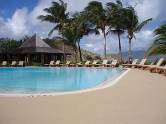 Peter Island Resort and Spa : the pool